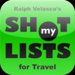 My Shot Lists for Travel Logo