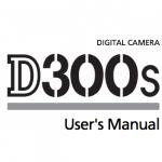 Nikon D300s User's Manual - Copyright Nikon Corporation