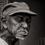 Cuban Codger - L - Trinidad, Cuba - Copyright 2010 Anthony Pond