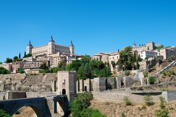 Toledo at Noon - Toledo, Spain by Ralph Velasco